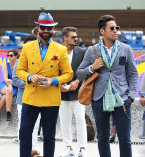 What the colour of your clothes say about you
